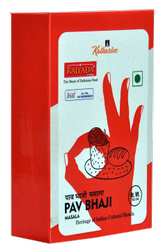 Rajyada Pav Bhaji Masala, Packaging Size: 100 g, Packaging Type: Packets