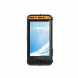 Black Ecom intrinsically safe mobile Smart-Ex02, Model Name/Number: Smart Ex O2