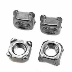 Stainless Steel Square Weld Nut