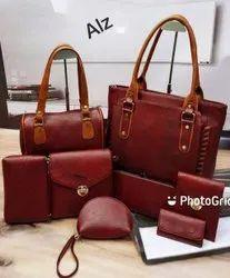 Ladies Designer Handbag Set