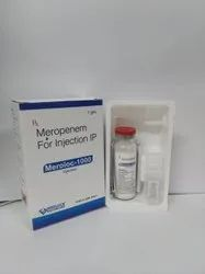Meropenem 1000mg In J20m Vail For Iv Use Only