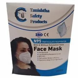 N95 Reusable Face Mask, Number of Layers: 3 Layers
