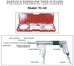 Compact and Handy - Portable Pneumatic Tube Cleaner