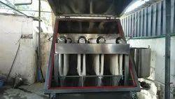 Spray Type Hank Yarn Dyeing Machine