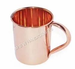 Copper MUG Designer MUG Utensil Drinkware Best for Home & Office Decoration & Gift Purpose