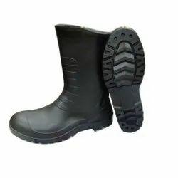 Scorta Black Safety / Industrial Gumboot