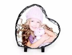 Sublimation Rock Photo Frames, For Home