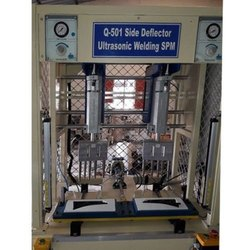 Q-501 Side Deflector Ultrasonic Welding Machine