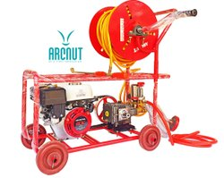 Agricultural Trolley Power Sprayer 2 hp Honda