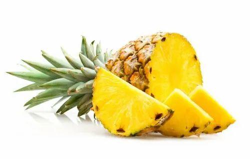 Yellow Frozen Pineapple Cubes, Rs 150 /kg Shree Khodiyar Trading Company    ID: 23016073655