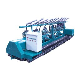 Concrete Roller Screed Paver Machine