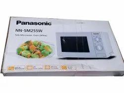 White NN-SM255W Panasonic Microwave Oven
