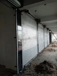 Rolling Iron Grill Shutter