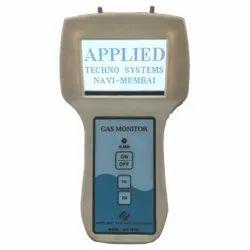Portable HF Gas Leak Detector