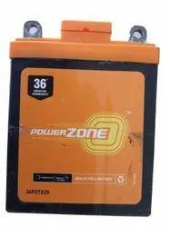 Power Zone Two Wheeler Batteries