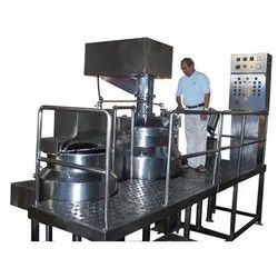 Ointment Cream Making Plant