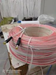 Speaker Wire, For CCTV, Cable Size: 90 Meters