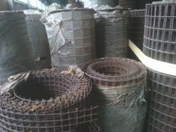 Ms Weld Mesh Jali, Mix Size, Material Grade: Mild Steel