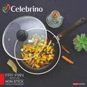 Celebrino Fry Pan with Glass Lid 24cm