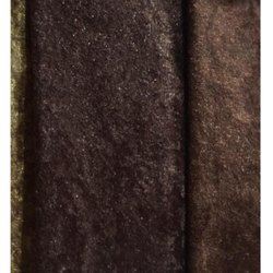 Plain Sparkle Velvet Sofa Fabric, 250 Gsm