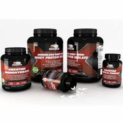 Supplements Stickers