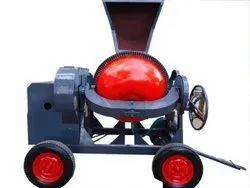 CONCRETE MIXER MACHINE WITH DIESEL ENGINE