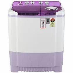 Top Loading LG P7535SMMZ 7.5Kg Semi Automatic Washing Machine (Mauve)