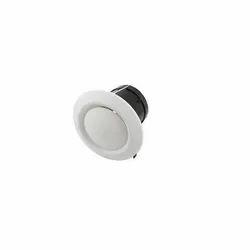 Metal Ceiling Adjustable Diffuser Air Exhaust Valve