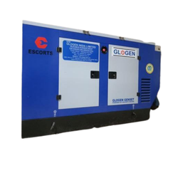 Escorts Silent Diesel Generator Set, Voltage: 240/415 V