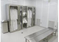 Hospital Garment Storage Cabinet