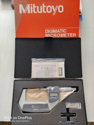 Mitutoyo Digital Micrometer 50-75MM