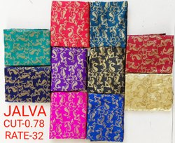 Jalva Jacquard Blouse Fabric