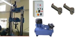 Tec-Sol India Anti-Slippage Grips For Your Old Universal Testing Machine