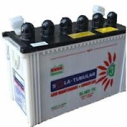 12 V Solar Batteries, 40AH to 200AH