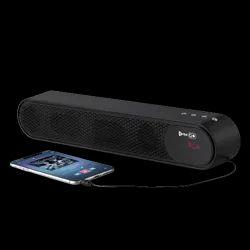 Black Entergo Bluetooth Speaker Soundbar Party Bar