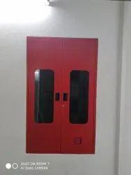Metal Powder Coated Fire Shaft Door