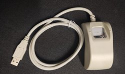 Standard Startek Fingerprint Scanner, Model Name/Number: FM220U