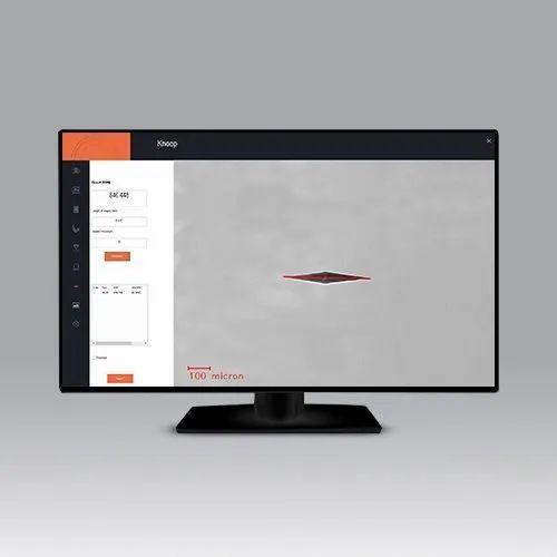 Micro Hardness Software Model: Hardness Pro