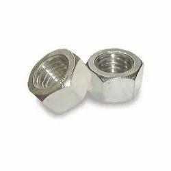 Hexagonal SS Nut, Thickness: 3 Mm