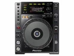Pioneer CDJ-850-K Digital DJ Turntable Player