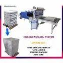 Duplex Paper Board Shrink Wrapping Machine