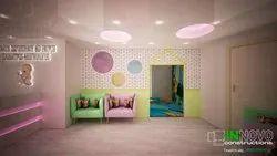 Interior Design Civil Clinic Renovation Service