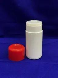 Round Talcum Powder Bottles