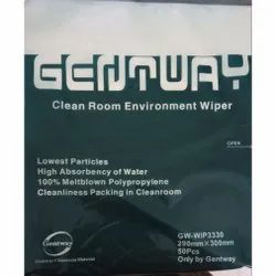 Clean Room Environment Wiper
