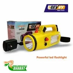 GEVVY TORCH NANO MODEL WITH 9W LED LAMP