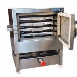 HWS Semi-Automatic Electric Idli Cooker, 6