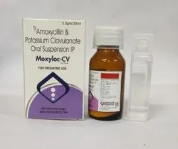 Amoxycillin 200mg Clavulanic Acid 28.5mg Oral Suspension