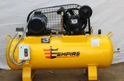 EMPIRE Reciprocating Air Compressors, Warranty: 12 months, Maximum Flow Rate (CFM): 81.60 To 127.80