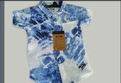 Cotton Party Wear 1022HS Kids Shirt