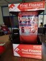 Printed Canopy Demo Tent
